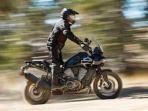 Harley-Davidson estreia no segmento das big trails
