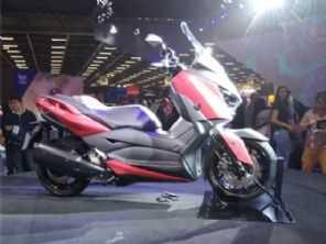 XMax 250 é o destaque da Yamaha no Salão Duas Rodas 2019