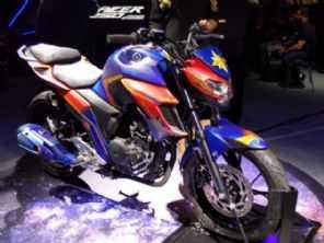 Yamaha marca presença na CCXP 2019 com motos da Marvel