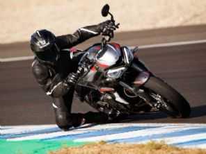 Triumph bate recorde de vendas no Brasil