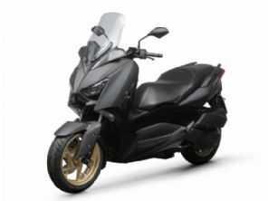 Nova Yamaha XMAX 250 tem preço de R$ 21.990