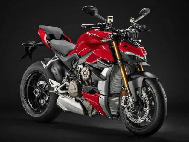 Ducati Streetfighter V4 é eleita a moto mais bonita do EICMA