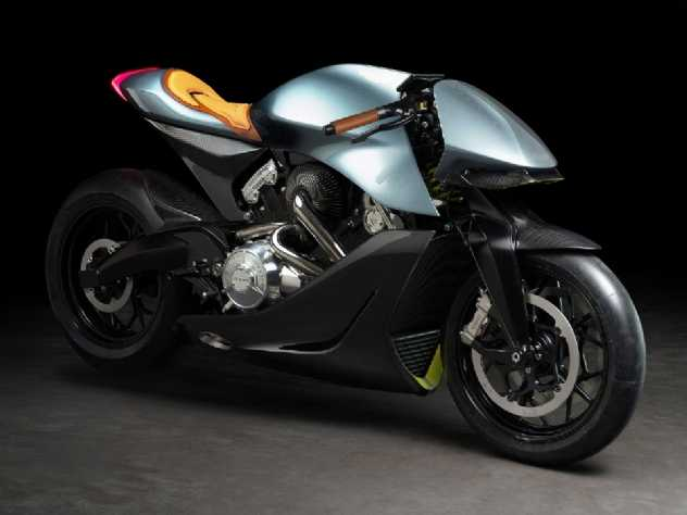 EICMA: Aston Martin faz estreia no segmento de motocicletas