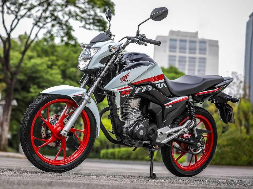 Honda CG 160 2020