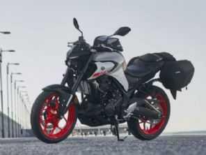 Yamaha lança novos acessórios para a linha MT na Europa