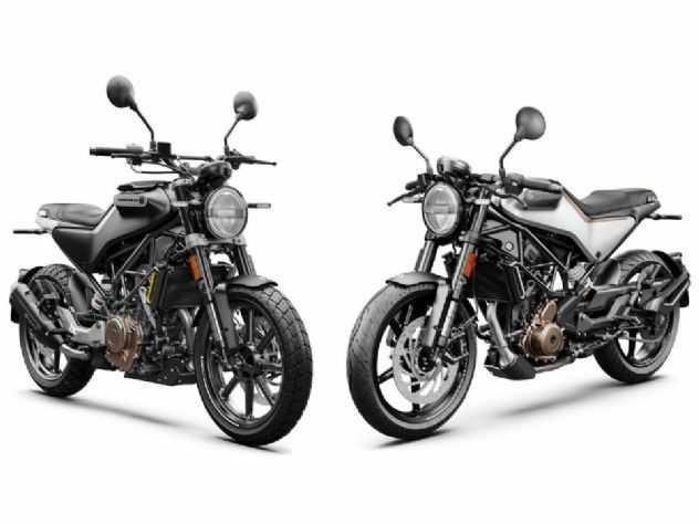 Husqvarna e Bajaj mostram modelos 250 na Índia