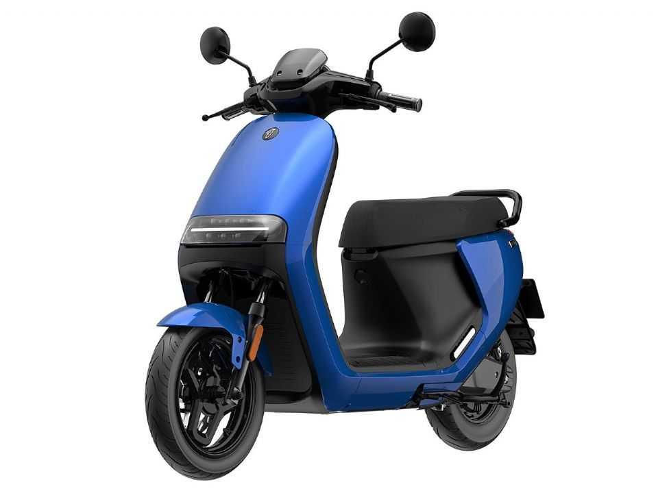 Scooter elétrico da Segway
