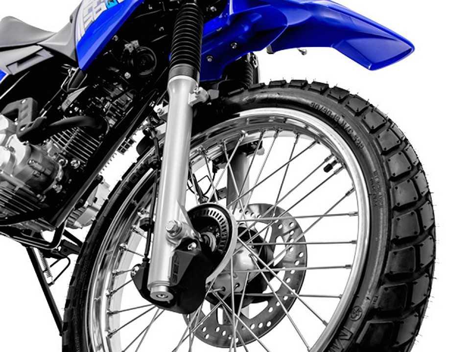 Yamaha Crosser 150 2019