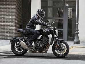 Novíssima, Honda CB 1000R chega por R$ 58.690