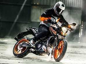 KTM 200 Duke 2019 estreia com freio ABS