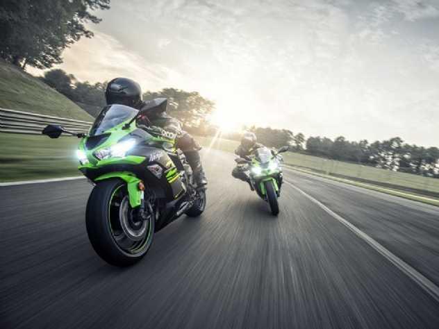 Kawasaki pode revelar sucessora da ZX-6R no EICMA 2021
