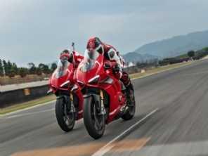Detalhes da Ducati Superleggera V4 vazam