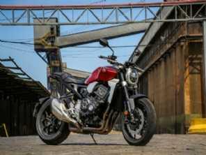 Honda leverá CB 1000R e Gold Wing para Salão Moto Brasil 2019