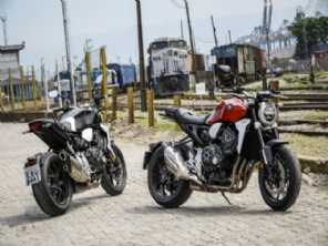 Teste: Honda CB 1000R