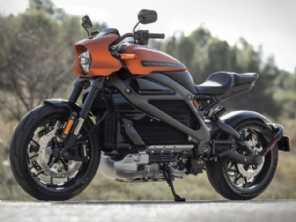Harley-Davidson suspende produção da elétrica LiveWire