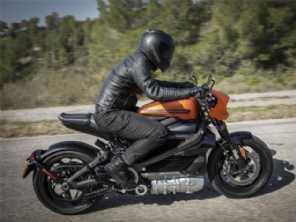 Harley-Davidson divulga preço da LiveWire: R$ 150.000