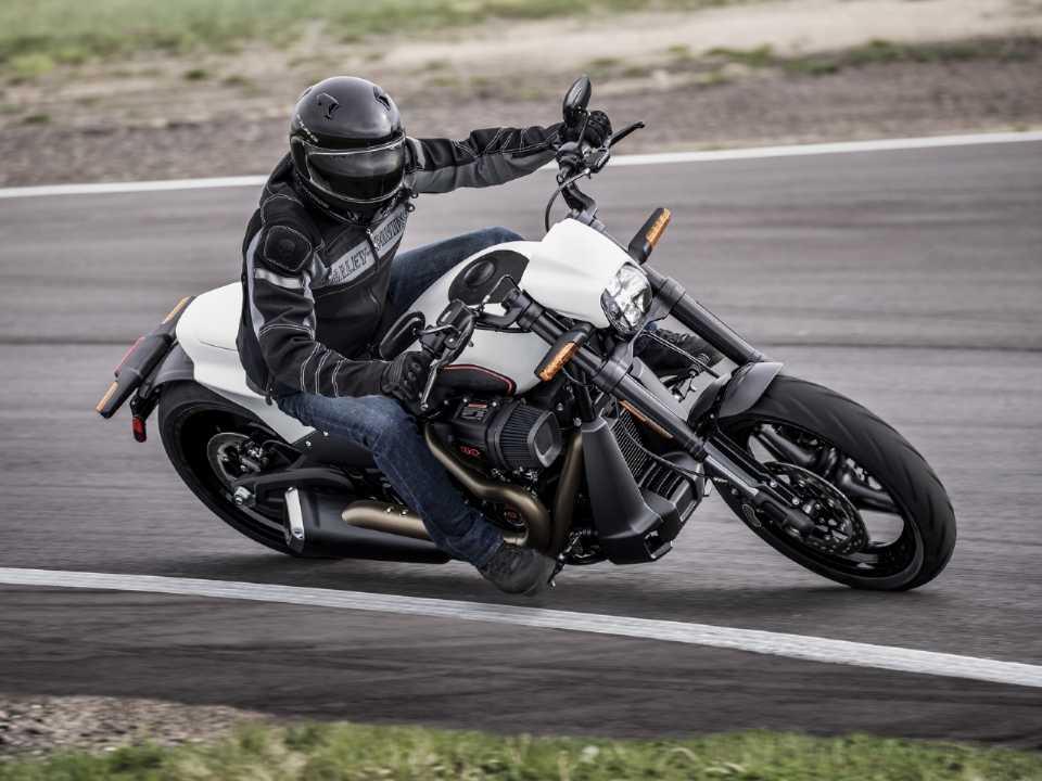 Harley-Davidson FXDR 114 2019