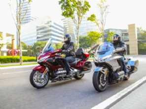 Teste: Honda GL 1800 Gold Wing Tour 2019