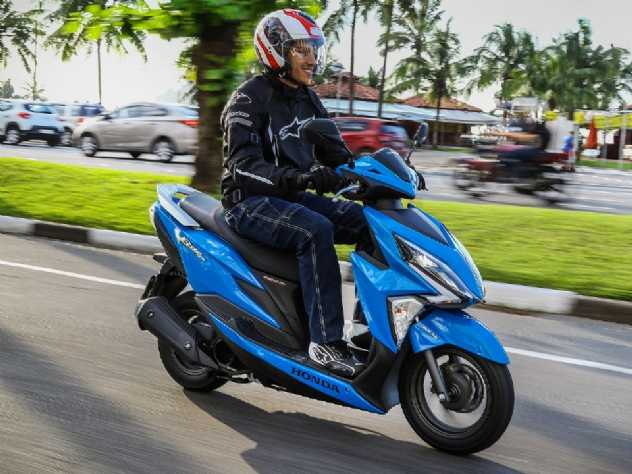 Honda Elite 125 entra no ranking das motos mais vendidas