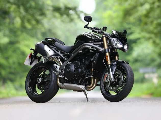 Triumph se une com a Williams para desenvolver moto elétrica