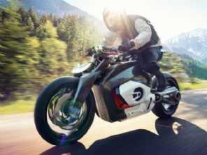 BMW apresenta conceito elétrico naked