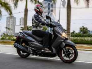 Teste: Dafra Citycom 300i ABS 2019