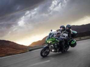 Nova Kawasaki Versys 1000 chega à linha 2020 e parte de R$ 55.490