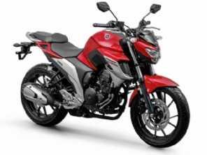 Yamaha Fazer 2020 ganha cor vermelha e parte de R$ 15.790