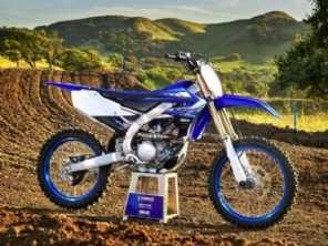 Yamaha lança novas YZ 250F e YZ 450F para motocross