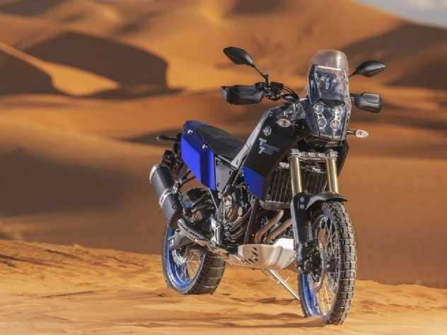 Nova Yamaha Ténéré 700 aparece na Europa
