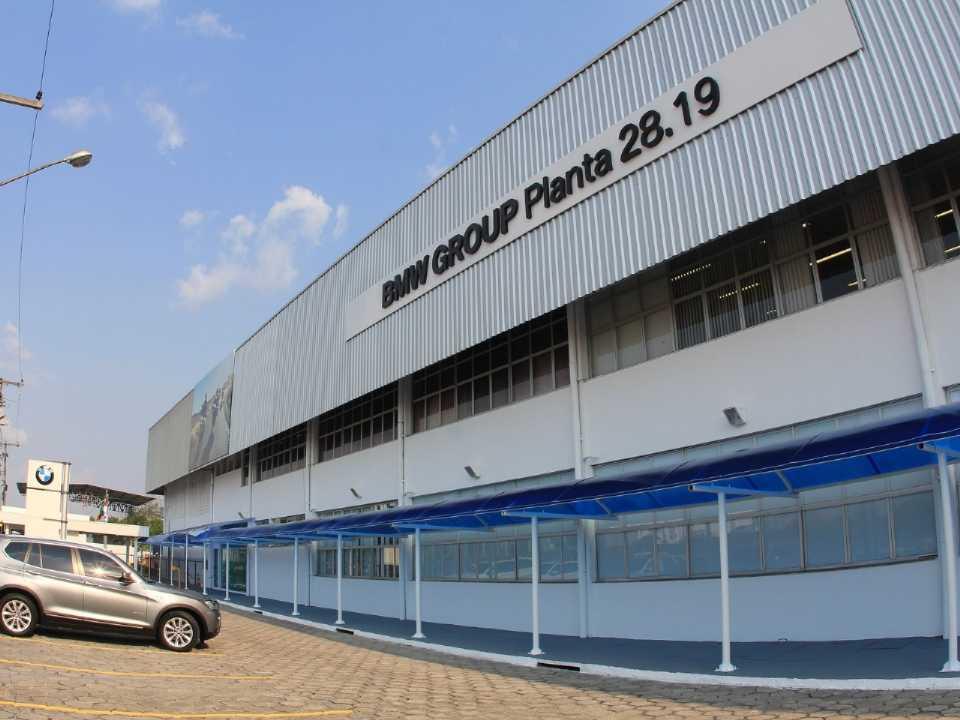Fábrica da BMW Motorrad em Manaus