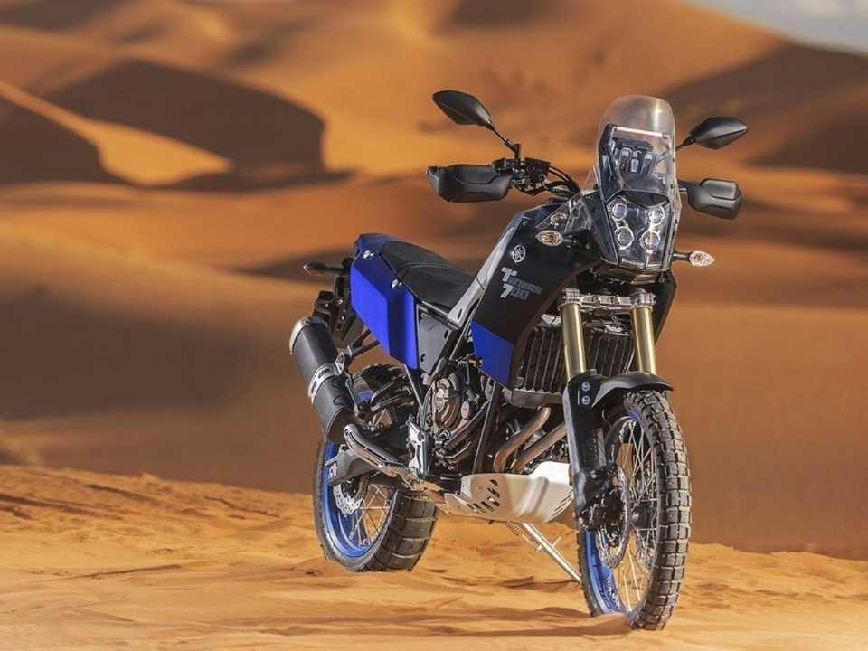 Yamaha Super Ténéré 1200 2019