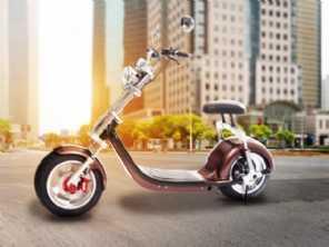 Scooter elétrica pode ser a solução em trajetos curtos