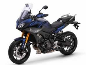Yamaha Tracer 900 GT chega por R$ 49.390