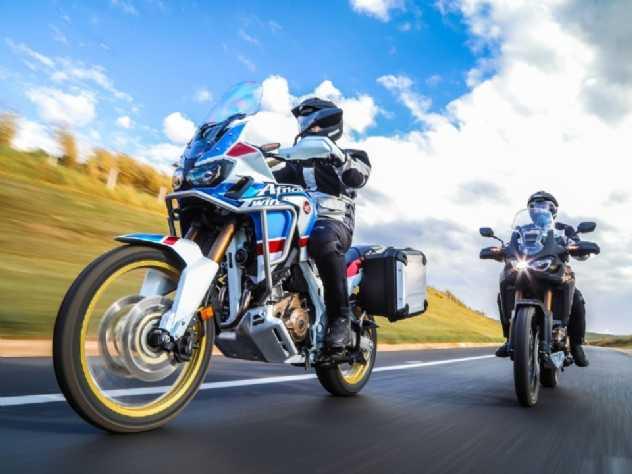 Renovada, Honda CRF 1000 Africa Twin 2020 chega por R$ 57.990