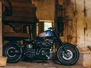 Brasil escolhe moto Liberty para competir nos EUA