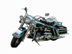 Moto de Elvis Presley é leiloada por R$ 8 milhões