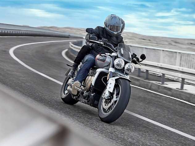 Em detalhes: o ''gigante'' motor 2.5 presente na Triumph Rocket 3