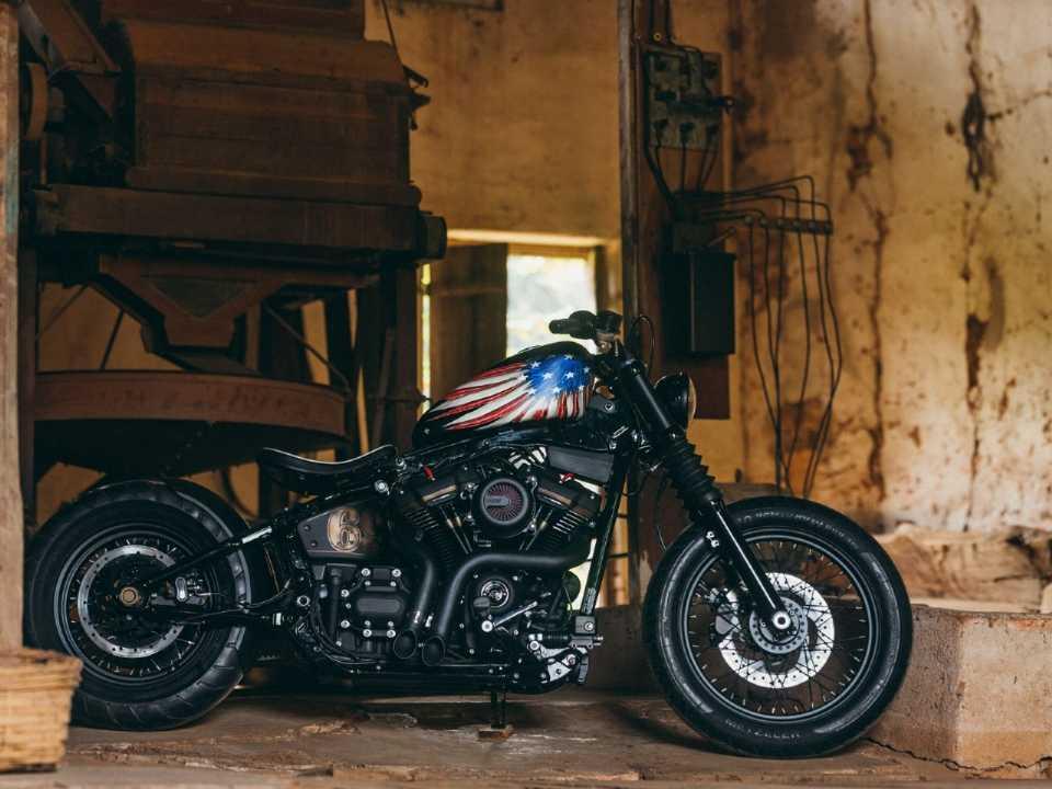 Harley-Davidson Liberty