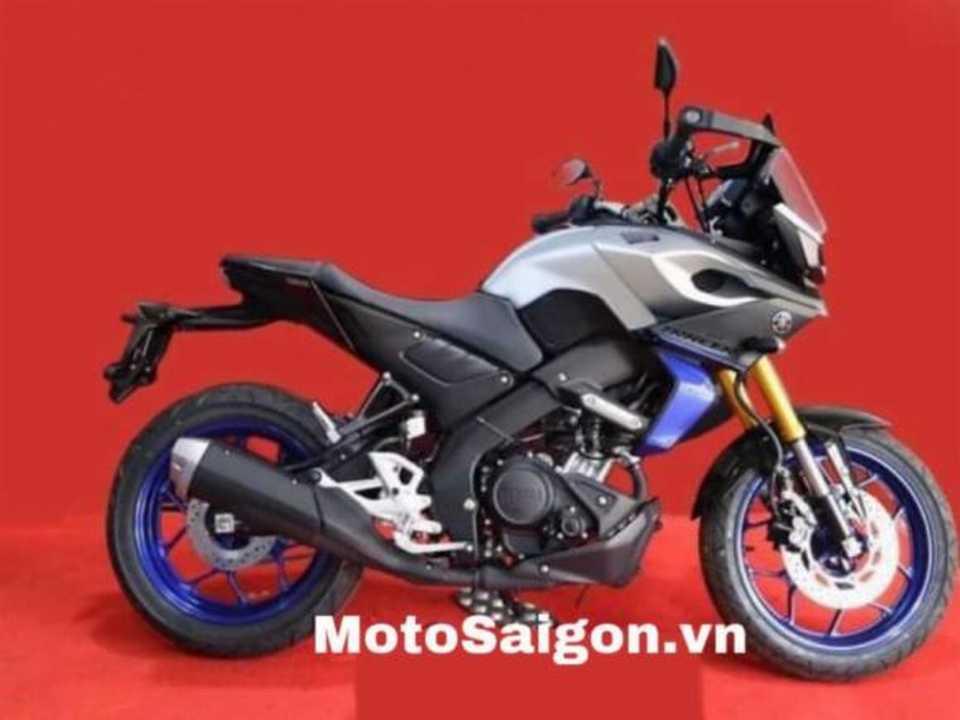 Yamaha prepara mini Sport Touring