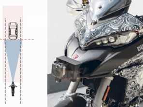 Nova Ducati Multistrada pode trazer piloto automático com radar