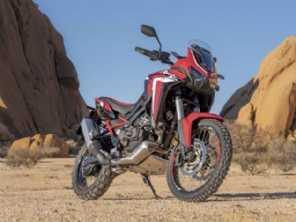 Honda revela nova geração da Africa Twin