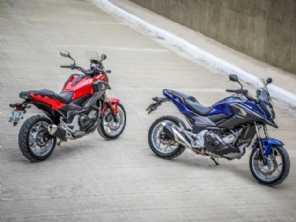 Honda NC 750X ganha novas cores na linha 2020