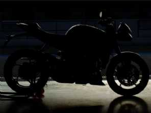 Triumph mostra teaser da nova Street Triple RS