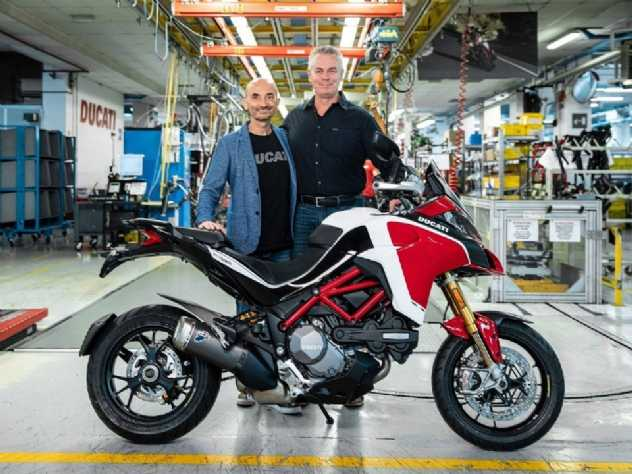 Ducati confirma Multistrada V4 para 2021