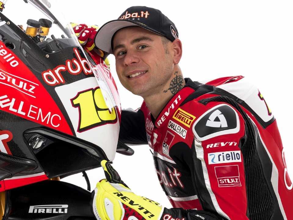 Alvaro Bautista, atual piloto da Ducati, pode pilotar a nova CBR 1000RR