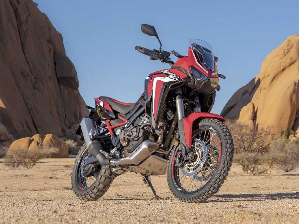 Honda CRF 1000L Africa Twin 2020