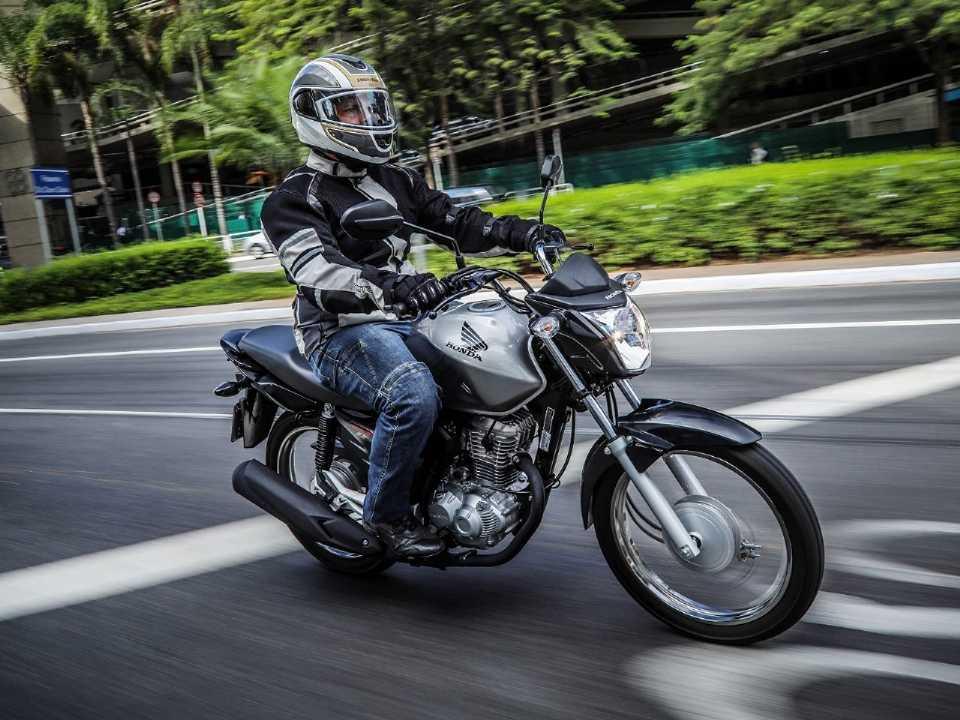 Linha Honda CG 2020