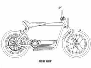 Próxima Harley-Davidson pode ser um patinete elétrico