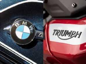 BMW ou Triumph: quem vendeu mais bigtrails em 2019?